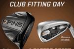 PING – Calendario de Días Fitting de PING de Octubre 2018 con los hierros i500 y i210, y mucho más
