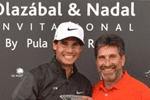 Torneos Benéficos – El Olazábal & Nadal Invitational cumple su misión con las víctimas de las inundaciones