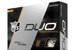 Wilson Golf – Lanzamiento de la bola Duo Professional, la más blanda de uretano nivel Tour