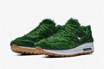 """Nike Golf – Con las Air Max 1 Golf """"Grass"""" la hierba se sube a los pies"""