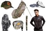 Golfstyle – El golfista ya puede jugar equipado de camuflaje integral