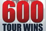 Srixon – Z-STAR Series celebrates landmark 600 global Tour victories