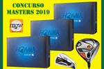 CONCURSOS 'MASTERS 2019' – Nuestro ganador ya disfruta con su premio de bolas Honma FUTURE XX