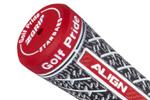 Golf Pride – La Tecnología ALIGN, ahora disponible en caucho, híbrido y cordoncillo con el Z-Grip ALIGN