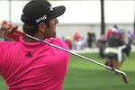 Juega un mejor golf – La rutina de calentamiento pre-torneo de Jon Rahm