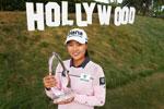 Srixon – La bolsa de palos de Minjee Lee, campeona del Hugel-Air Premia LA Open del LPGA Tour