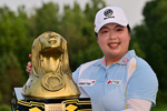 Honma Golf – ShanShan Feng wins the Thornbery Creek LPGA Classic with a birdie on the 18th hole