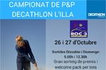 Decathlon – Los días 26 y 27 de Octubre, Campeonato de P&P Decathlon L'illa Diagonal de Barcelona en ROC 3