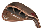 TaylorMade Golf – New Hi-Toe Big Foot wedge, easier of use from the sand and rough