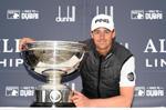 PING – El arsenal de Víctor Pérez, campeón del Dunhill Links y primera victoria en el Tour Europeo