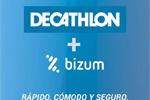 Decathlon – Con Bizum, nuevo servicio de pago en comercios online utilizando el número de móvil