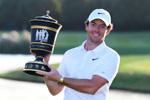 TaylorMade Golf – Un brillante Rory McIlroy conquista su tercer WGC con el driver M6 y la bola TP5