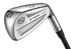 Wilson Golf – Lanzamiento del hierro Wilson Staff Model Utility, ganador del Open USA 2019