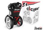 Boston Golf – Llega el Clicgear Model 4, el carro de golf manual de 3 ruedas más avanzado