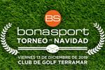 Bonasport – Torneo de Navidad 2019, el viernes 13 de Diciembre en el Club de Golf Terramar