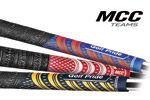 Golf Pride – New MCC Teams grip collection so that golfers can show their team colours on the course