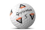 TaylorMade Golf – Segunda generación de bolas TP5/TP5x pix, co-desarrolladas y jugadas por Rickie Fowler