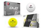 Wilson Golf – New Wilson Staff DUO Soft+ supercharges world's softest 2-piece golf ball