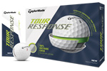 TaylorMade Golf – New Tour Response and Soft Response golf balls for players at every level at an affordable price