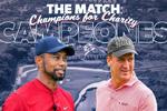 PGA Tour – Tiger Woods y Peyton Manning se llevan The Match, el torneo benéfico de campeones