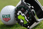 Golf y Relojes – Lanzamiento mundial del lujoso TAG Heuer Connected Watch Golf Edition