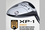 MyGolfSpy – The HONMA XP-1, chosen as the 'Most Wanted Driver for Slow Swing Speeds' 2020