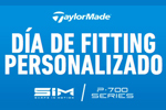 TaylorMade Golf – Calendario de experiencias de Fitting de Julio 2020, en Cataluña y Madrid