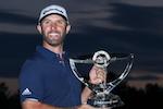 TaylorMade Golf – Un espectacular Dustin Johnson gana The Northern Trust con el driver SIM y la bola TP5x