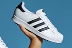 adidas Golf – adidas Superstar, la emblemática zapatilla del basket llevada al campo de golf