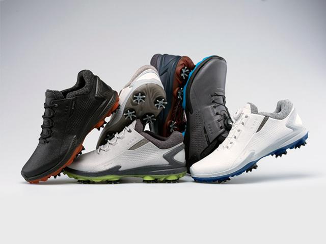 ECCO Golf – Fresh updates in premium
