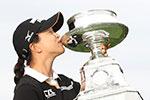 Mizuno Golf – Sei Young Kim gana su primer Major con los hierros MP-20 MMC de Mizuno