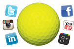 Social Media – Social Networks and the golf industry, closer than ever