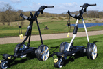 Powakaddy – Study unveils electric trolley health and performance benefits