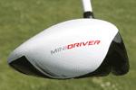 Test: Mini Driver TaylorMade Golf AeroBurner