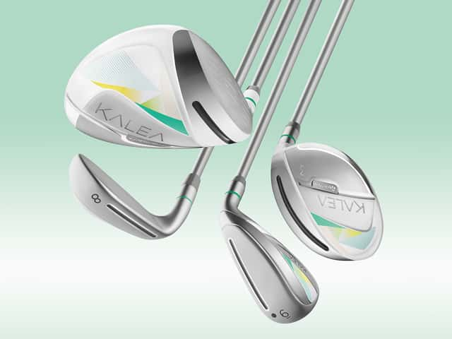 TaylorMade Golf – Kalea, a new and elegant performance specifically for women - MyGolfWay - Plataforma Online del Sector del Golf - Online Platform of Golf Industry