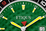 ETIQUS – The Georgia Green Sport Tour, a timepiece for Masters fans