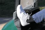 Test: Zapatos adidas Golf adipower 4ORGED