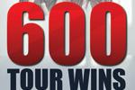 Srixon – Z-STAR Series celebrates landmark 600 global Tour victories