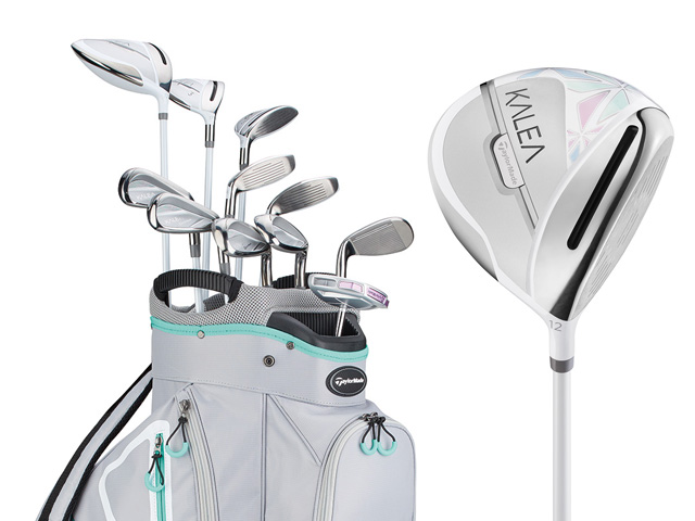 TaylorMade Golf – Refreshed Kalea product line, engineered specifically for women - MyGolfWay - Plataforma Online del Sector del Golf - Online Platform of Golf Industry