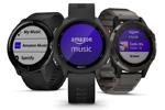 Garmin – Amazon Music, ahora disponible en los nuevos relojes deportivos Garmin