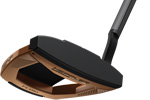 PING – New Heppler putter line with solid-face and high inertia properties
