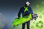 Sun Mountain – Primera bolsa de golf fabricada utilizando botellas de plástico recicladas