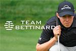 Bettinardi Golf – Fichaje de Matthew Fitzpatrick, gran especialista de putting y el Nº22 del mundo