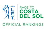LET – Emily Kristine Pedersen, campeona de la Race to Costa del Sol 2020, y Azahara Muñoz, mejor española