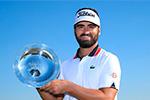 Tour Europeo – El arsenal de Antoine Rozner para ganar el Golf in Dubai Championship 2020