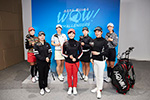 Honma Golf – Partnership with six JLPGA golfers, involved at the 'WOW! CHALLENGERS' campaign