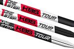 KBS Golf Shafts – Lanzamiento de la innovadora varilla de putter 1 One Step, con más flexibilidad y sensación
