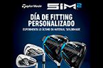 TaylorMade Golf – Calendario de experiencias de Fitting de Abril 2021, con los nuevos SIM2 en Andalucía