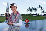 ECCO Golf – Lydia Ko sets new scoring record to win LOTTE Championship, with the ECCO BIOM G3 footwear