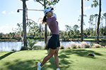 ECCO Golf – Re-signing of two-time Major winner Lydia Ko